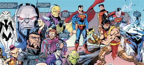 dc comics rebirth superman reborn aftermath spoilers