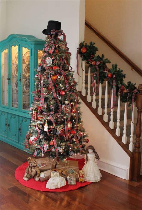 fashioned christmas home  decor  adore