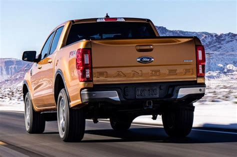 Ford Ranger Added To Us Lineup As Midsize Pickup Demand