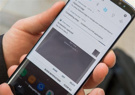 four ways to take screenshots galaxy s8 and galaxy s8 plus