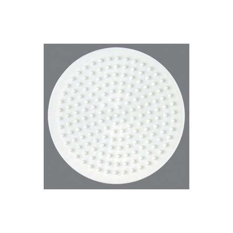 plaque ardoise cuisine plaque perles à repasser hama midi rond petit modèle