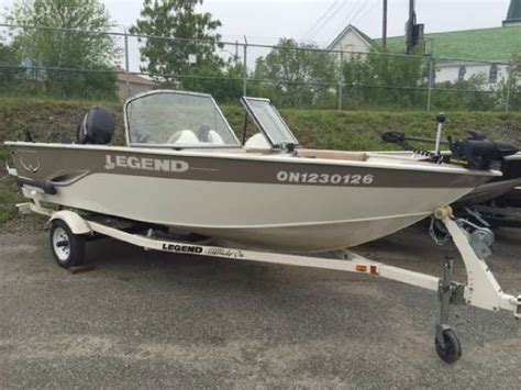 Legend Boats 16 Xcalibur by Legend Boats Cdn 16 Xcalibur 2008 Used Boat For Sale In