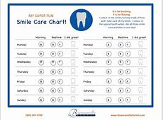 Tips To Get Kids To Brush Their Teeth + Free Printable Charts
