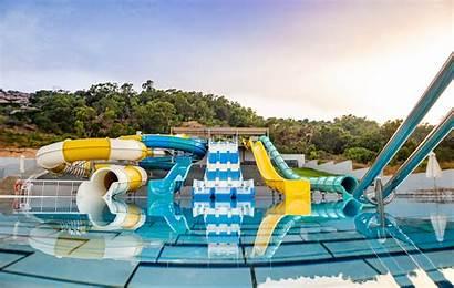 Resort Hotels Narcissos Waterpark Cyprus Water