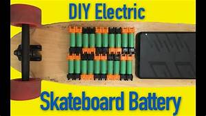 How To Make An 18650 Electric Skateboard Battery