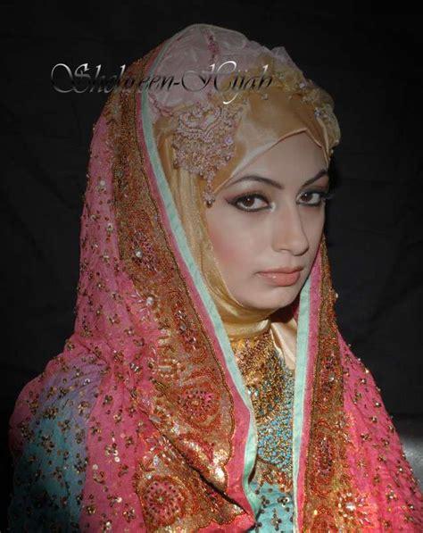 bridal hijab trends