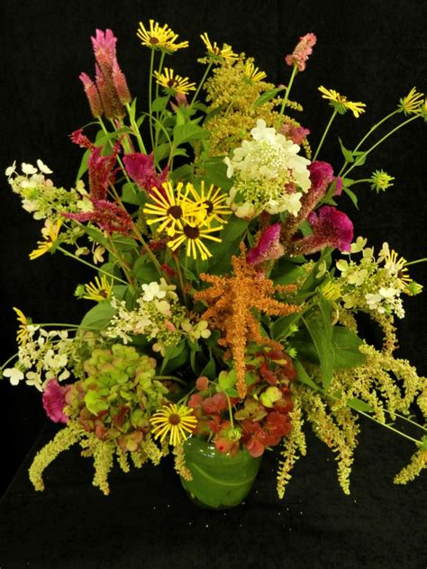 flower arrangements learn to garden
