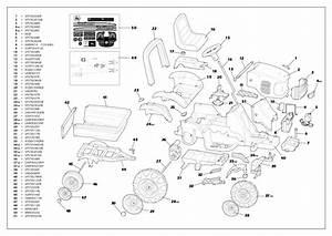 John Deere Tractor Parts Diagram