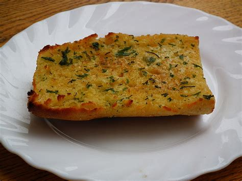 german garlic bread ethnic foods