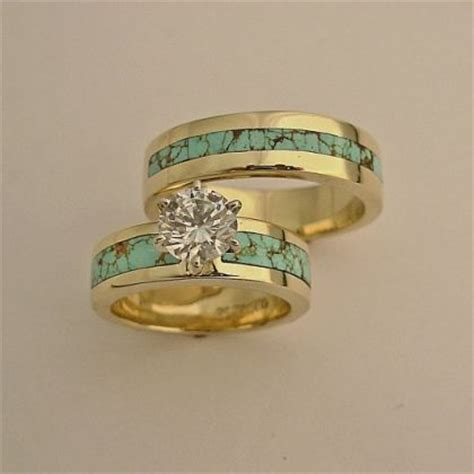 20 best navajo wedding ring ideas images on pinterest