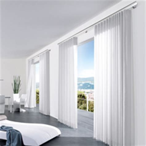 Vorhänge Für Grosse Fensterfront by Interstil Produkte