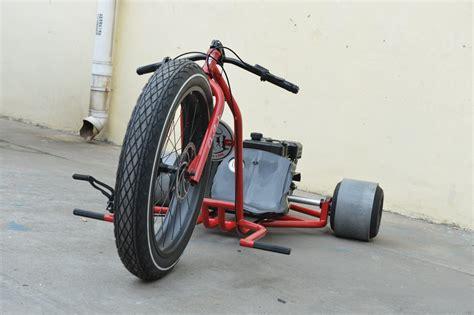 Drift Trike Gang 208cc Gas Powered Tricycle Bike Drifter