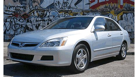 2006 Honda Accord Reviews by 2006 Honda Accord Hybrid Review 2006 Honda Accord Hybrid