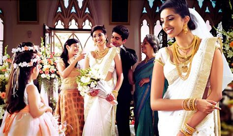 Wedding Accessories For Christian Bride : How To Pick A Wedding Saree For Christian Bride