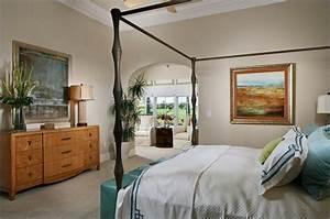 decoration chambre avec lit baldaquin With chambre bébé design avec bouquet de fleurs luxe