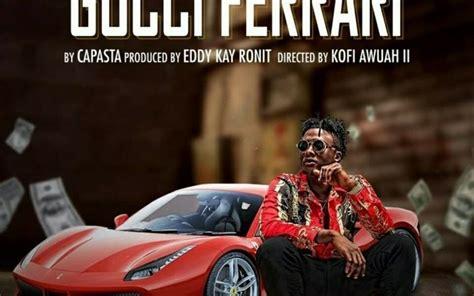 À la tess, plus rien dans les poches on a garé la caisse, les petits vont à l'école féfé, lamborghini, gucci, versace j'connais pas mes limites, j'ai pas envie d'm'attacher féfé, lamborghini, gucci. DOWNLOAD: Capasta - Gucci Ferrari (Prod. By EddyKay RonIt) | Ferrari, Spice things up, Gucci