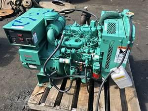 Onan 7500 Watt Generator Kubota Diesel For Sale In Dalmatia  Pa