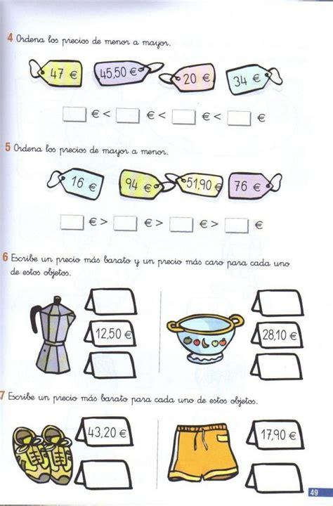 foto de 110 problemas de matematicasprimer grado (con