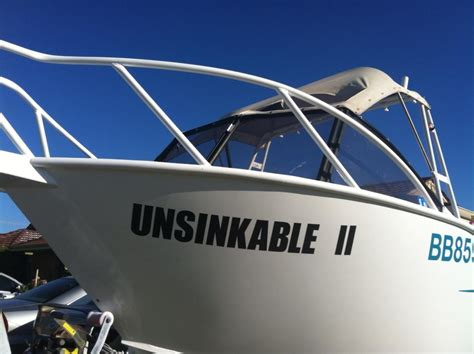 Cool Stuff For Your Boat by Unsinkable Ii Yacht Joke Pictures