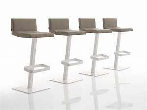 Chaise Bar Cuisine : chaise de cuisine reglable en hauteur ~ Teatrodelosmanantiales.com Idées de Décoration