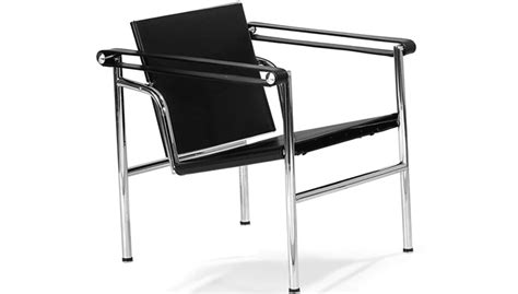 le corbusier lc1 sling chair easy chair