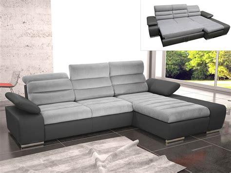 achat canapé en ligne canapé angle droit gris achat en ligne