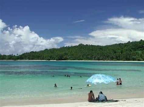 Cagwait White Beach Tandag Philippines Address Top