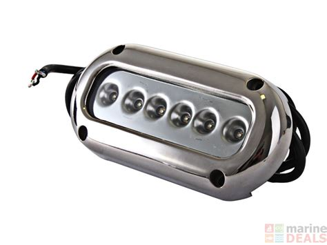 Surface Mount Underwater Boat Lights by Buy Stainless Led Underwater Boat Light Surface Mount 6 X
