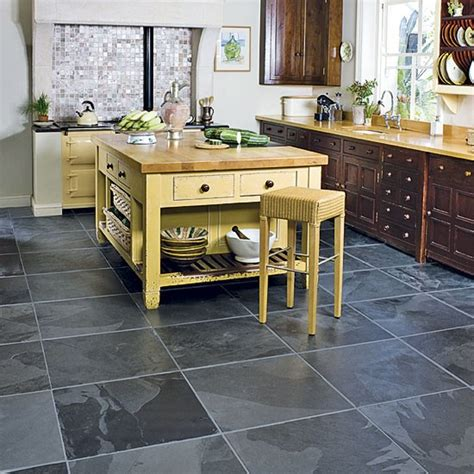 black slate floor tiles kitchen kitchen bathroom bedroom living room and garden design and decorating ideas house to home