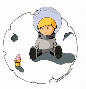Sad Astronaut Boy – Art of Dawn