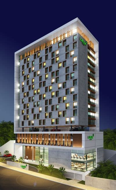 1000 images about modern hotel facade on pinterest