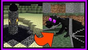 How To Hatch The Ender Dragon Egg (No Mods) Minecraft ...
