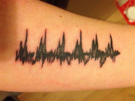 Small Heartbeat Line Tattoo Ideas From: TattoosWin.com ...