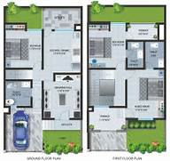 Home Layout Design Ideas Row House Layout Plan Patel Pride Aurangabad
