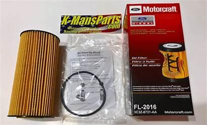 Motorcraft Filter Oil Diesel Stroke Power Fl