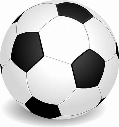 Svg Ball Soccer Football Pixels
