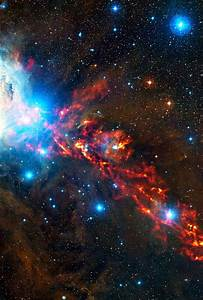 Star Formation In Orion Nebula | Astronomy | Pinterest