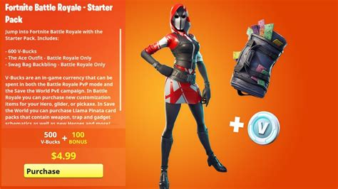 *new* How To Get Starter Pack #3 (fortnite Battle Royale
