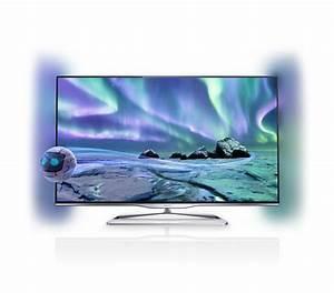 3d Fernseher Mit Polarisationsbrille : ultraflacher 3d smart led fernseher 42pfl5008k 12 philips ~ Michelbontemps.com Haus und Dekorationen
