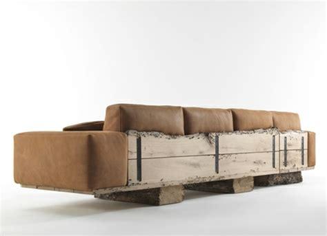 canap bois design canape design en bois