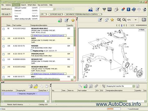 Check spelling or type a new query. Mercedes EPC net (EWA) 2009 parts catalog Order & Download