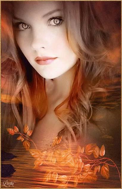 Gifs Amazing Livita Imagens Hair Redhead Natural