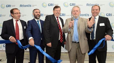 New Wind Turbine Factory Opens In Tech Hub