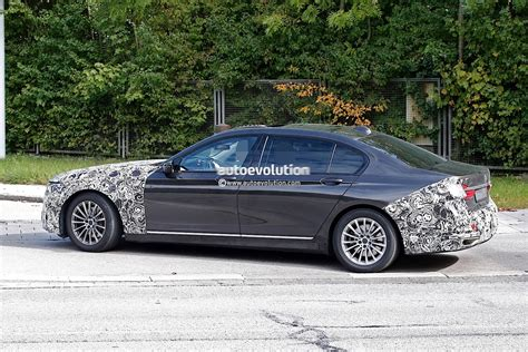 2019 Bmw 7 Series by Spyshots 2019 Bmw 7 Series Lci To Get Major Styling