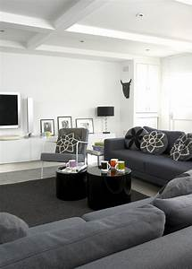 gray contemporary modern family room living room design With modern family living room design