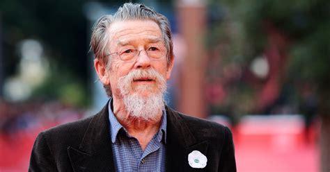 john hurt oscar nominated   elephant man dies