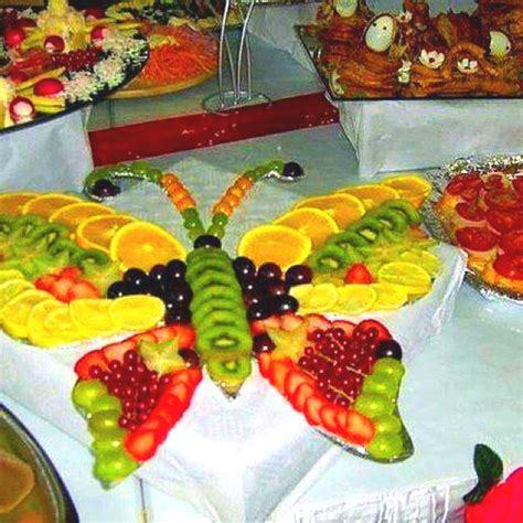 lala moulati cuisine butterfly fruit presentation is everything especially