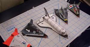 Model Rocket Building: NJRick's Dr. Zooch Lifting Body ...