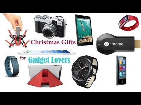 top 10 last minute christmas gifts for gadget lovers