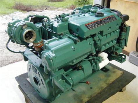 wanted volvo tamd 63p marine engine saanich